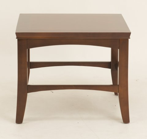 Pratt Square End Table C1076-02V