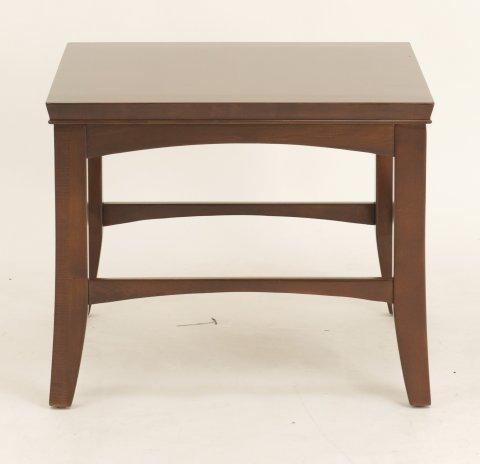 Pratt Square End Table C1076-02V