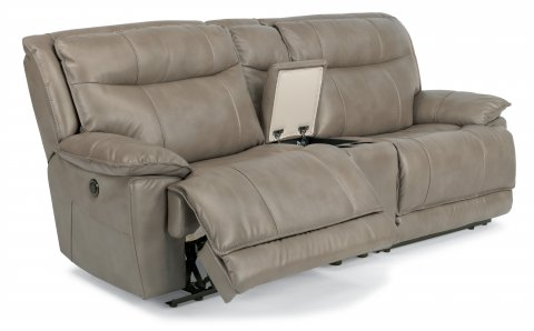 Bliss Fabric Power Reclining Sectional 1730-SECTP shown with 57P, 72, & 58P pieces in 044-84