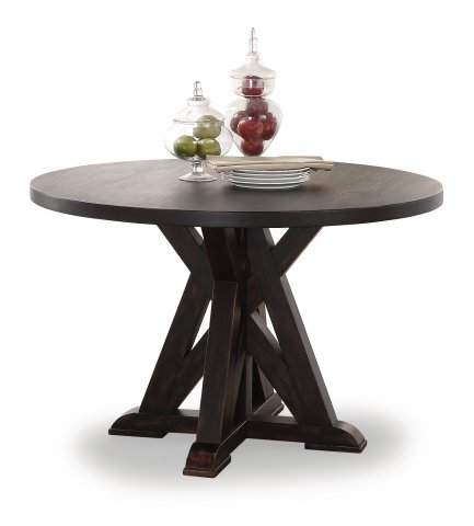Homestead Round Dining Table W1537-833