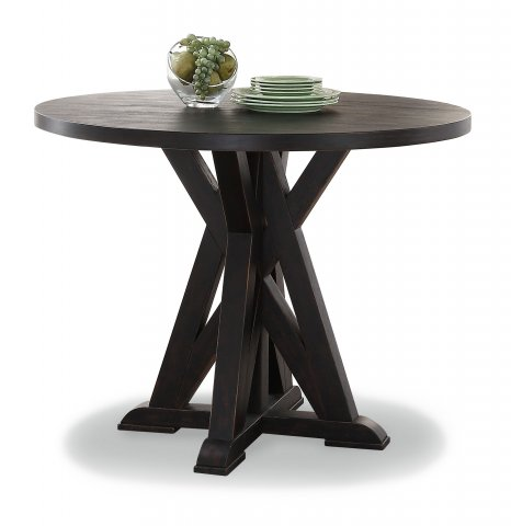 Homestead Round Counter Table W1537-836