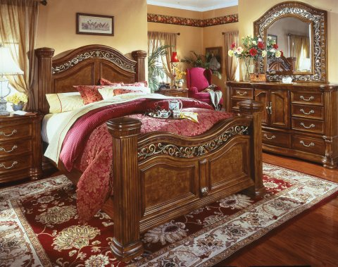W1635 Cordoba Bedroom Group Lifestyle