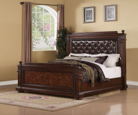 Aberdeen King Upholstered Bed W1952-90K