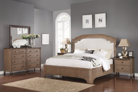 W1046 Carmen Bedroom Group Lifestyle