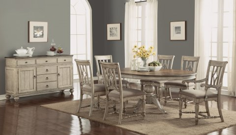 W1147 Plymouth Dining Group Lifestyle