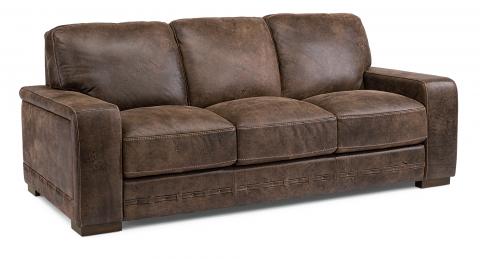 Buxton Leather Sofa 1117-31 in 478-70