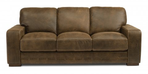 Buxton Leather Sofa 1117-31 in 478-70