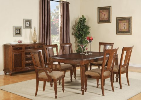 Brendon Arm Dining Chair Lifestyle