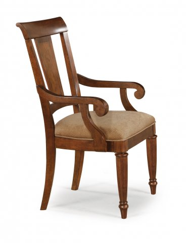 Brendon Arm Dining Chair W1950-843