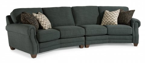 Gretchen Conversation Sofa 7922-325 | 7922-326 in 288-20