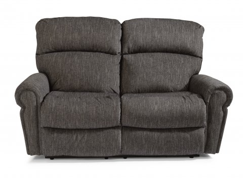 Langston Power Reclining Loveseat 4504-60M in 438-02