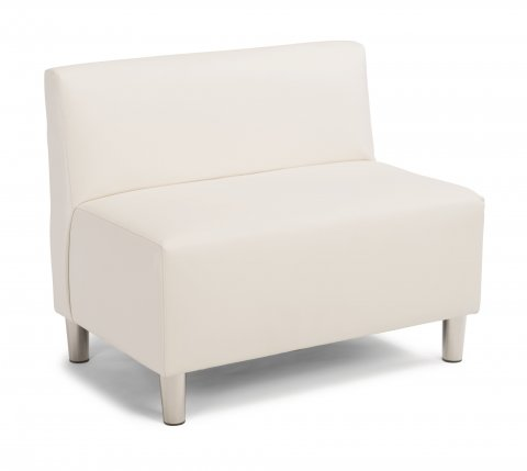 Zoll Double Armless Chair OC054-1936