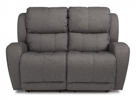 Fabric Power Reclining Loveseat  sc 1 st  Flexsteel & Reclining Chairs u0026 Sofas | Reclining Furniture from Flexsteel islam-shia.org