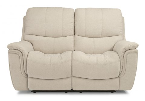 Coco Fabric Power Reclining Loveseat 1850-60P in 372-11