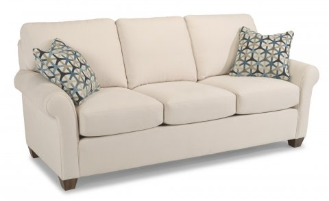 Fabric Sofa Without Nailhead Trim