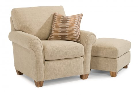 Christine Chair 5111-10 in 288-80