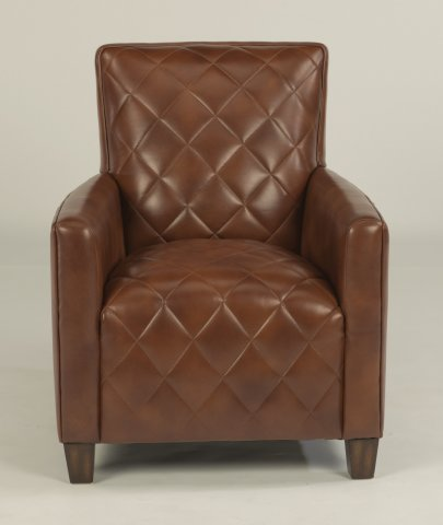 Cristina Leather Chair 1278-10 in LSP-52
