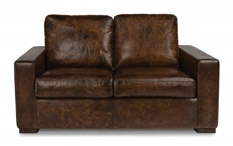 Bon Leather Loveseat