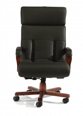 7132-80 Belmont Executive Leather High Back Chair