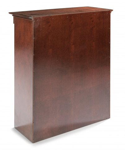 Del Mar Open Bookcase 7302-148