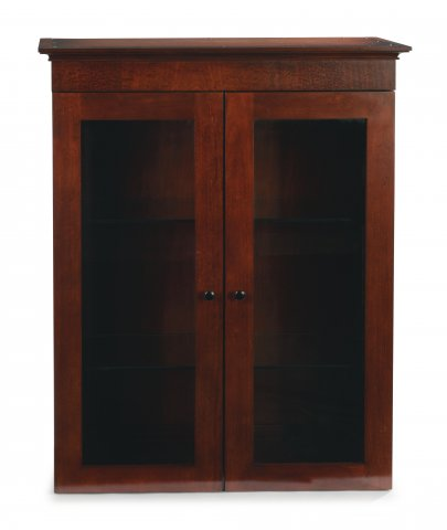 Del Mar Closed Bookcase 7302-248