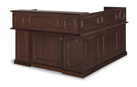 Governors Left Reception L Desk 7350-67