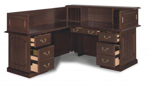 Governors Left Reception L Desk 7350-67