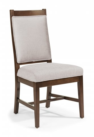 Pillar Armless Dining Chair CZ006-19UB