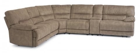 Delia Reclining Sectional