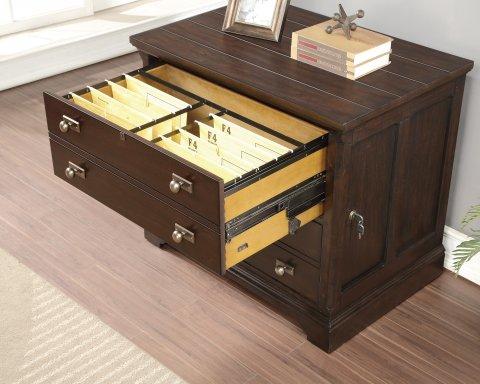 Walnut Creek Lateral File Cabinet W1321-716