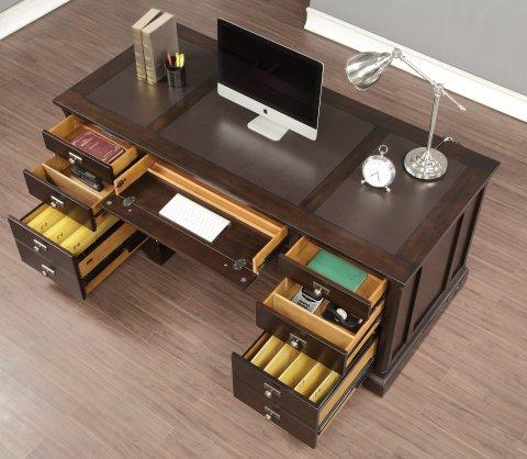 Walnut Creek Executive Desk W1321-736
