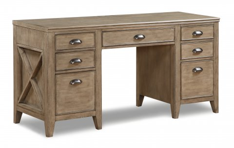 Camden Executive Desk W1336-734