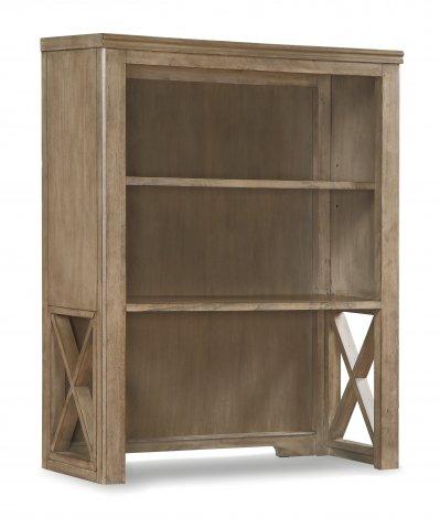 Camden Bookcase Hutch W1336-746