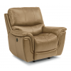 Coco Leather Power Gliding Recliner Lifestyle 1851-54P in 485-72