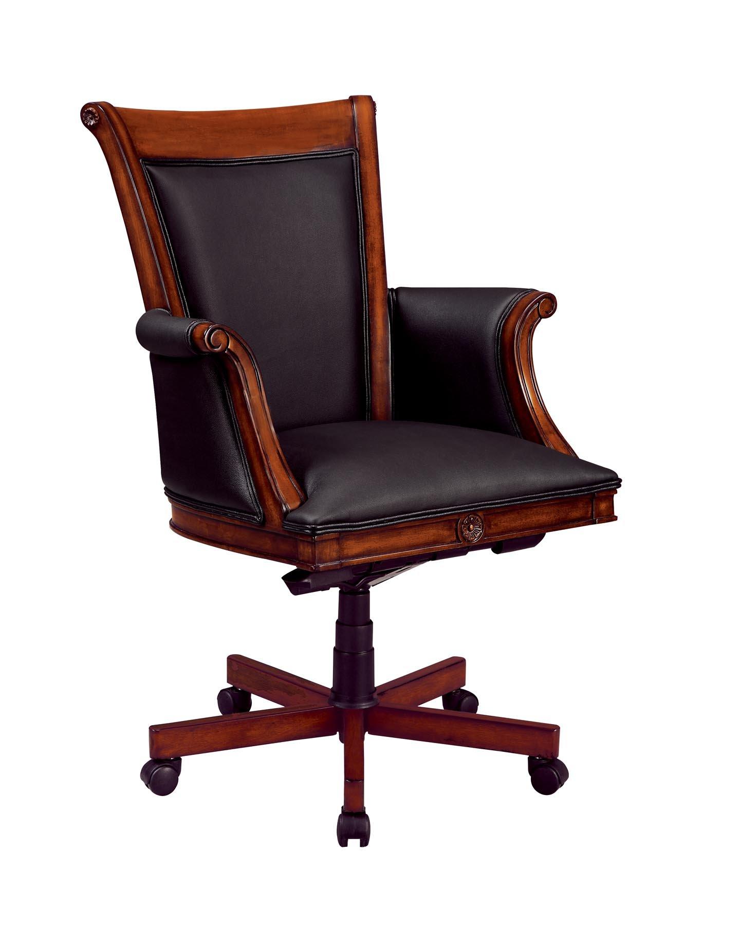 executive high back desk chair