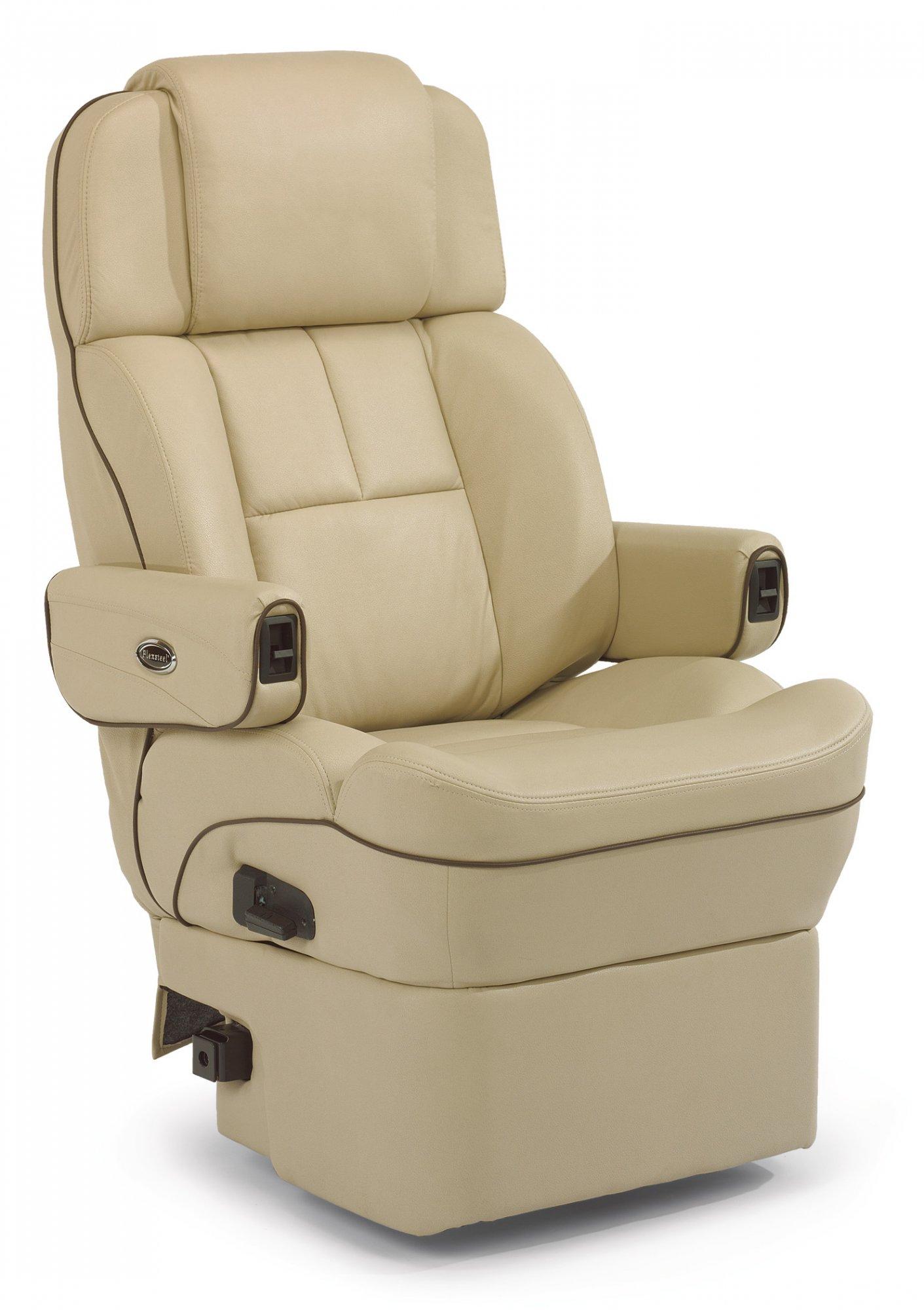 Delightful Motor Home Bucket Seat Class A