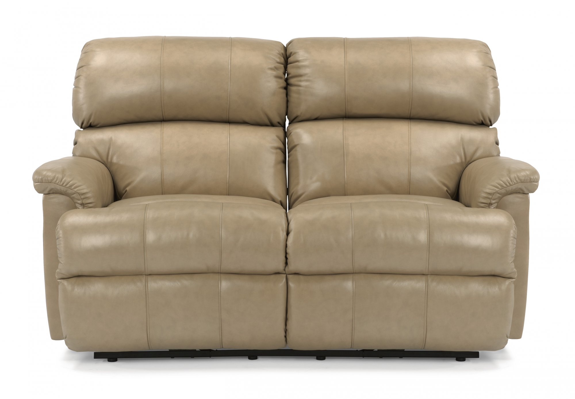 reclining gray from mccaskill recliner ashley console loveseat double sw power htm