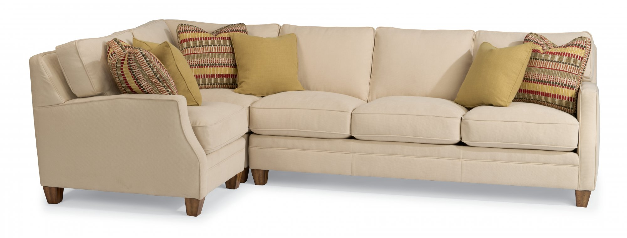Fabric Sectional  sc 1 st  Flexsteel : pictures of sectional sofas - Sectionals, Sofas & Couches