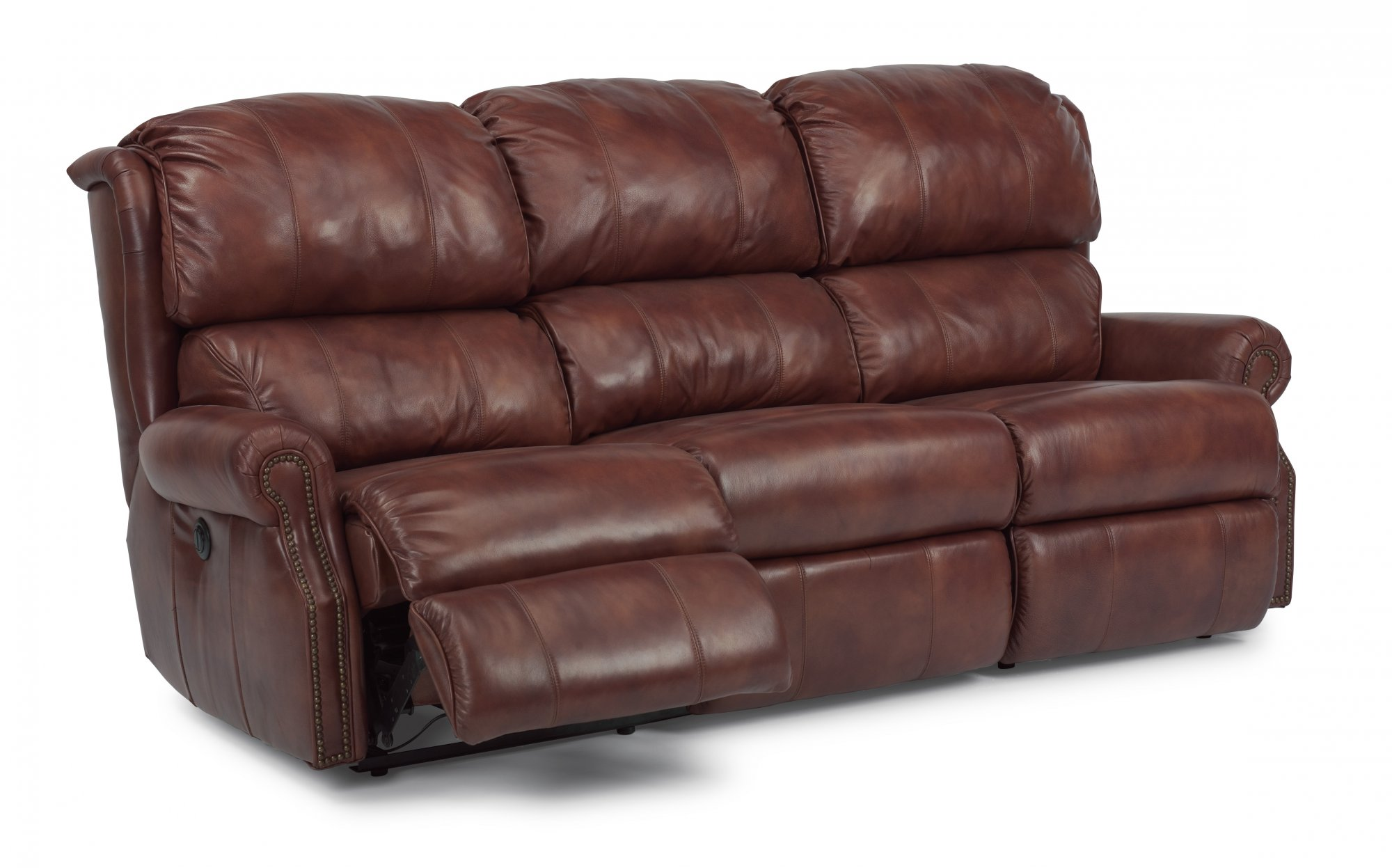 Leather Power Reclining Sofa  sc 1 st  Flexsteel & Comfort Zone | Flexsteel.com islam-shia.org