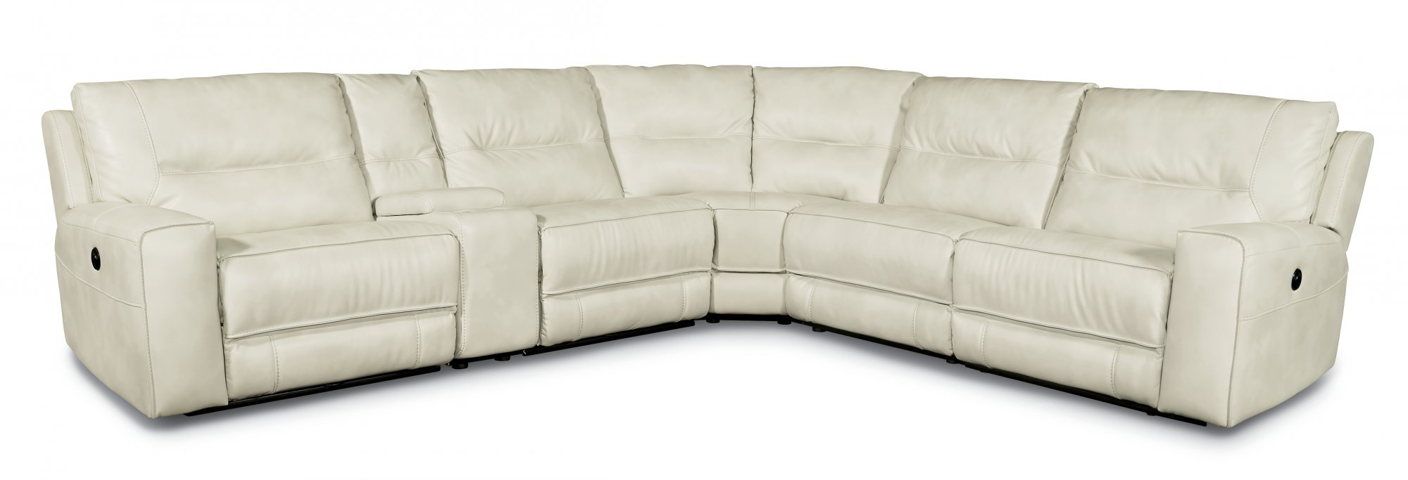Fabric Power Reclining Sectional  sc 1 st  Flexsteel : reclining sectional - Sectionals, Sofas & Couches
