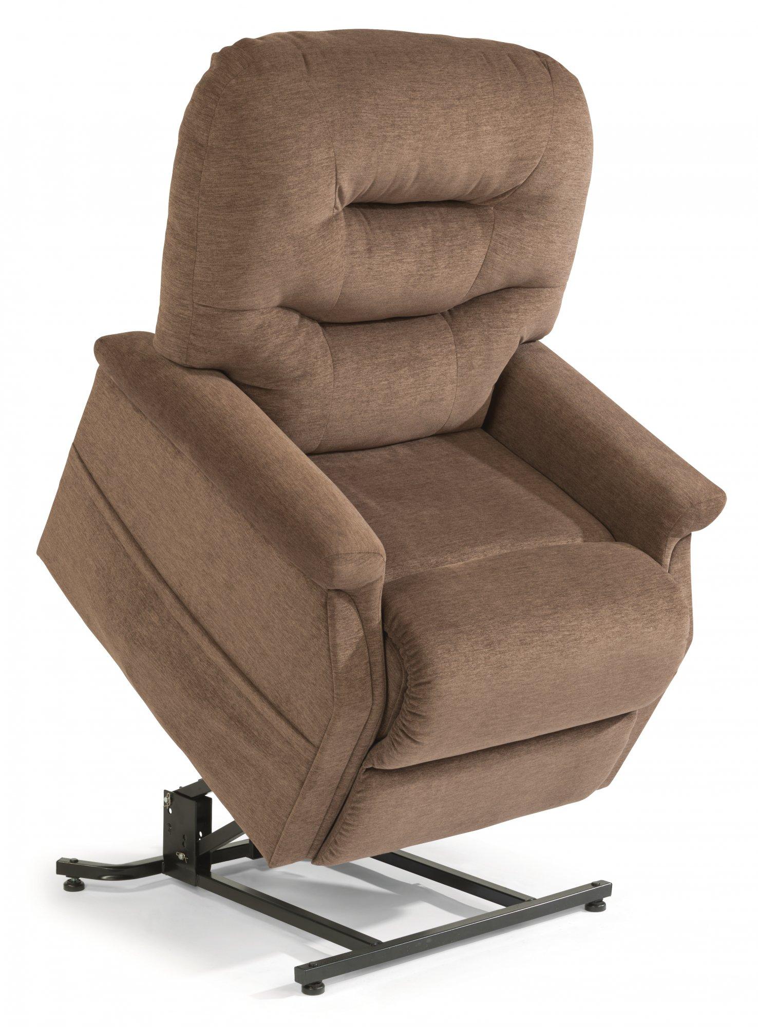 fabric lift recliner