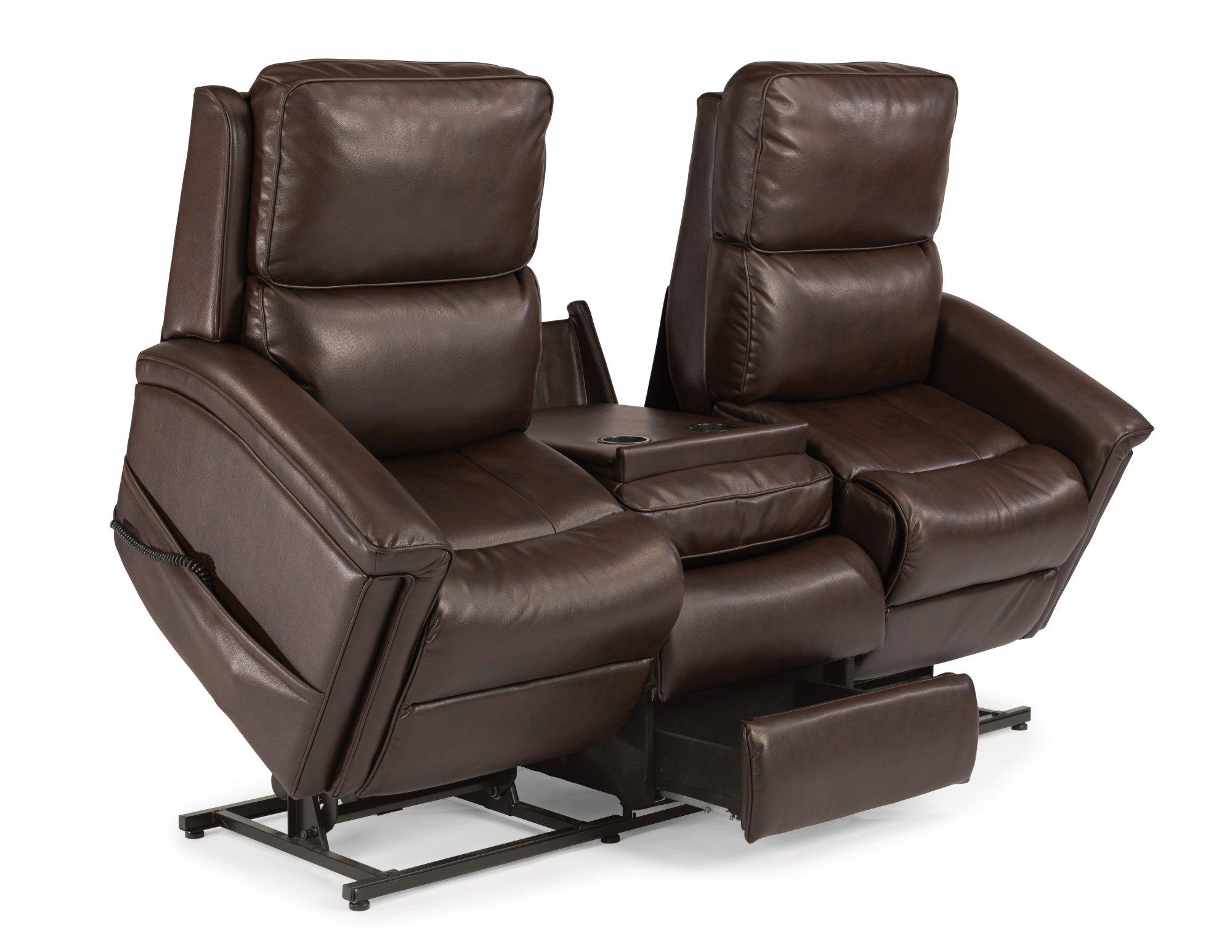 Fabric Lift Reclining Sofa. Lift Reclining Furniture   Flexsteel com