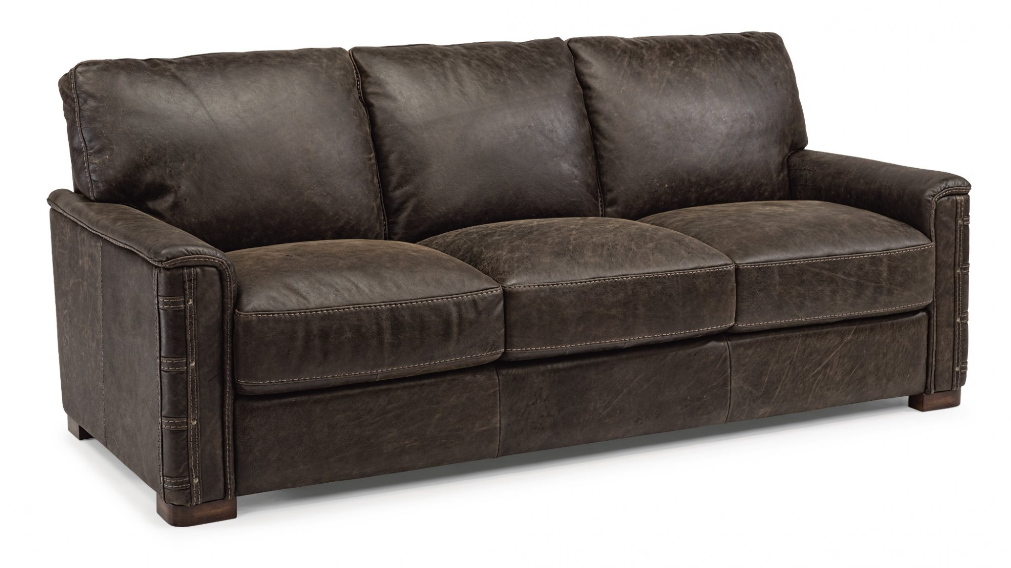 Sofas and loveseats reclining sofas and sleepers flexsteel leather sofa parisarafo Gallery
