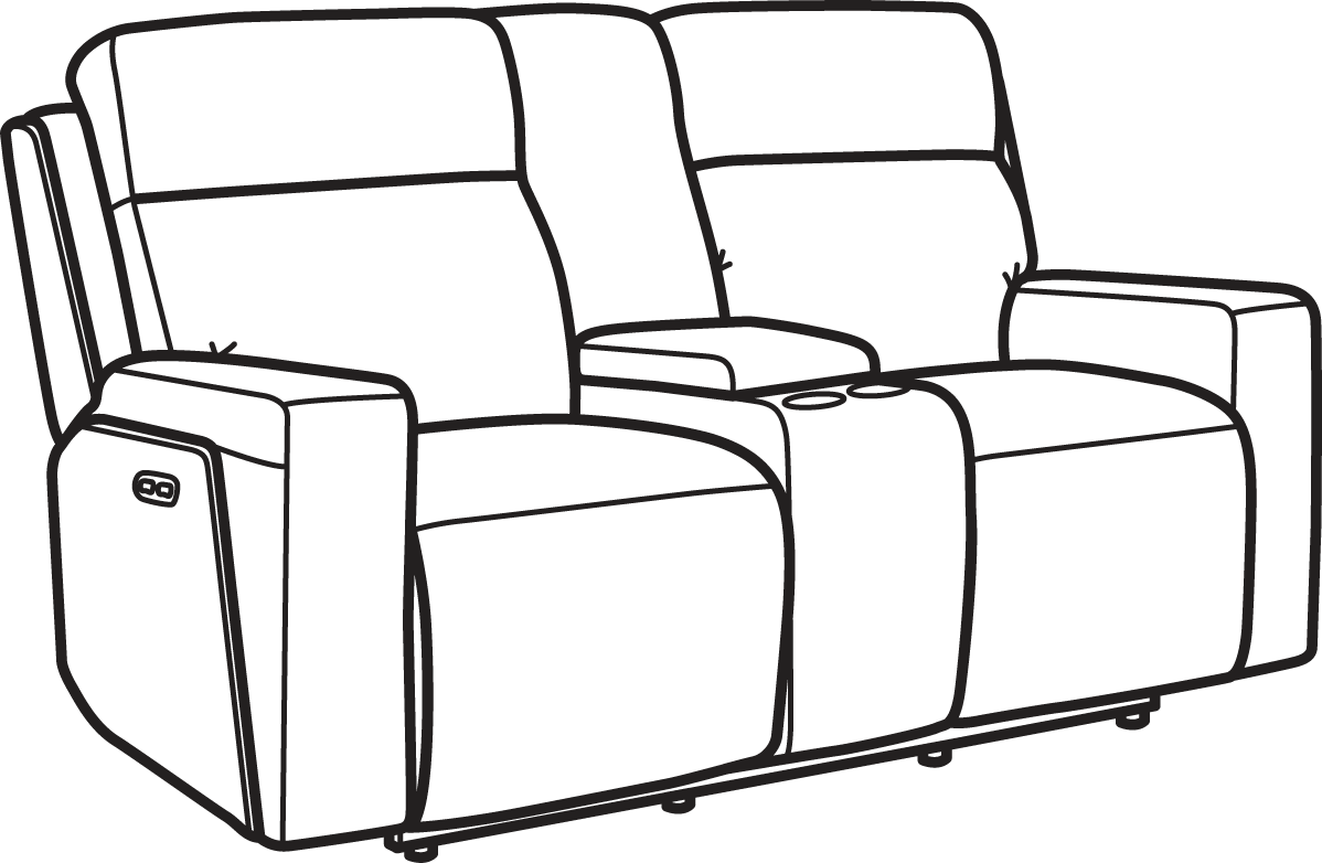 recliner s loveseat sofa recliners imge wyatt power reclining flexsteel battery
