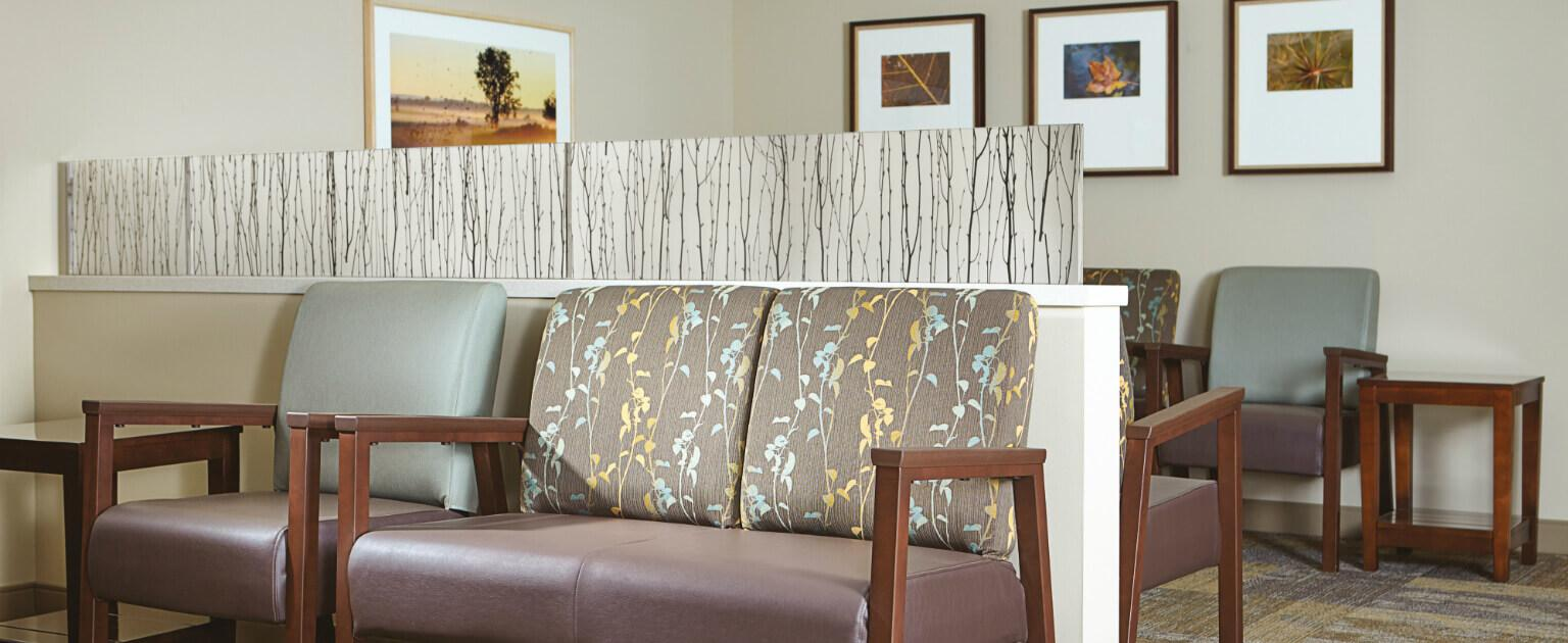 Healthcare Furniture Flexsteel For Hospitals Clinics