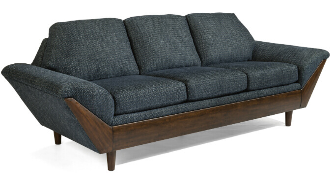 Thunderbird Sofa from original advertisement