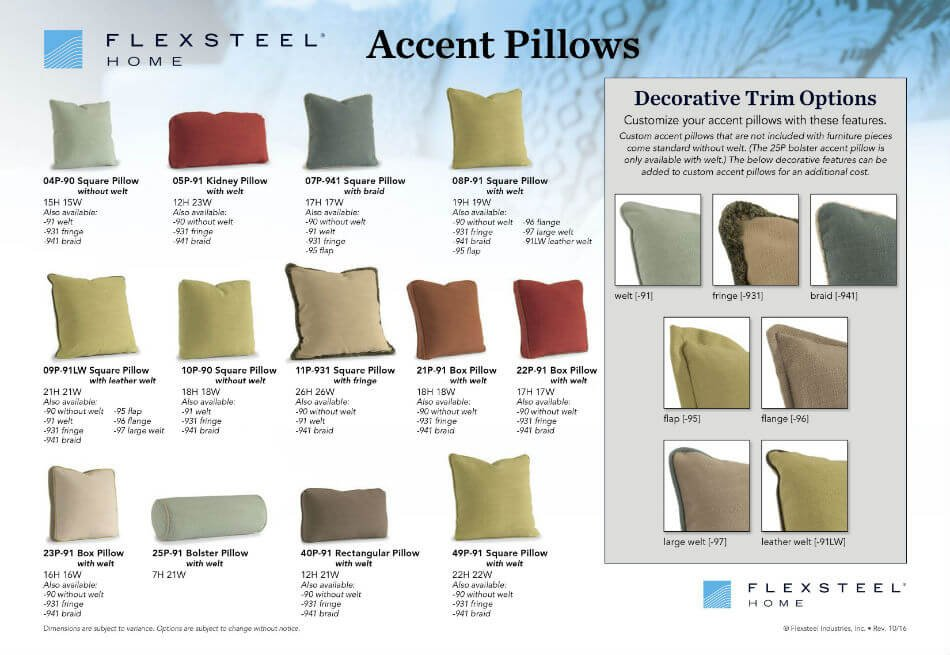 Pillows Information