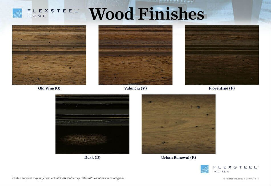 Wood Finish Information