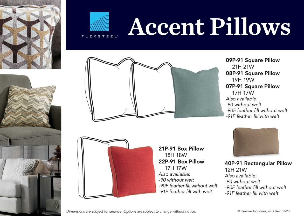 Pillows Information Page 1