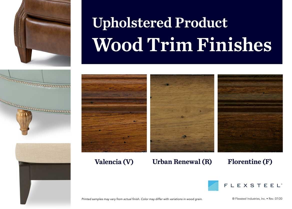 Wood Finish Information